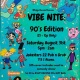 Vibe Nite: 90s Edition