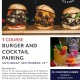 MishMash Burger Pop-up featuring Liberty Call Distilling