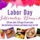 Labor Day Bottomless Brunch at Cafe Tu Tu Tango