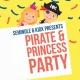 KidX Pirate & Princess Party