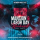Million Dollar Mansion Pool Party Laborday Weekend