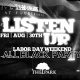 LISTEN UP: Pre-Labor Day All Black Party at The Park Friday August 30th!