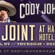 Cody Johnson at The Joint