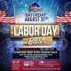 Labor Day Bash @ The Greatest Bar