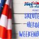 Salute to Heroes Weekend