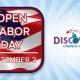 Open Labor Day