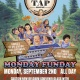 Labor Day Summer Camp Monday Funday