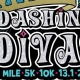 2019 Dashing Divas 1 Mile, 5K, 10K, 13.1, 26.2 -Seattle