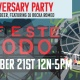 SoDo Turns 2! Anniversary Party!