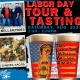 Labor Day Tour & Tasting!