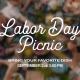 Labor Day Picnic & Cornhole Tournament