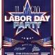 LABOR DAY PARTY   iL Bacio   SUNDAY SEP. 1st
