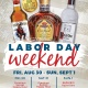 Labor Day Weekend on Skybar!