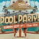 Labor Day Weekend Pool Party!