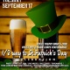 Halfway to St Patty's Day with Rogue Theory Band at TailGators
