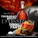 Pre-Labor Day Thursday Dinner Party At The Park At 14th || Full Buffet & Unlimited Bellinis, Mimosas or Wine