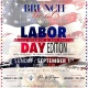 Brunch & Beats ATL: Jazz Brunch and Day Party - Labor Day Edition