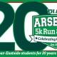 2019 Arsenal 5k Run/Walk
