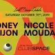 Nicole Moudaber & Honey Dijon