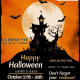 Discover Chiropractic Center Haunted House!