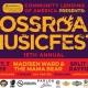 KKFI Crossroads Music Fest 2019