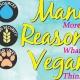 Many Reasons Vegan •• Tue., SEPT. 24, 2019