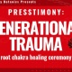 Generational Trauma: Root Chakra Healing Ceremony