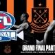 Baltimore Dockers 2019 Australian Rules Football Grand Final Party