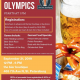Beer Olympics at The Bier Boutique!