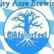 Annual Oktoberfest with City Acre 2019