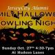 Family Halloween Bowling Night