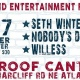 RSE Presents: Nobody's Darlings, Willess and Seth Winters
