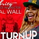 ATLANTA #MFTURNUP WITH CRYSTAL WALL