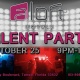 October Silent Party