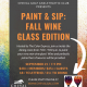 Paint & Sip: Fall Wine Glass Edition!