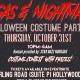 'Niggas and Nightmares' Halloween Costume Party