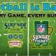 Football Sundays at Surfside Tavern!