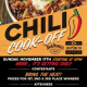 Chili Cook-Off at Hopsmith!