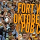 Fort Worth Oktoberfest Pub Crawl