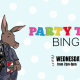 Wednesday Night Bingo At Aardvark!
