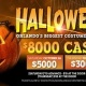 Halloween - $8000 CASH! Orlando's Biggest Costume Contest!