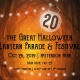 20th Great Halloween Lantern Parade & Festival