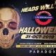 Heads will Roll: Thursdays Underground Halloween Party