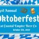 Annual Oktoberfest! at Coastal Empire Beer 2019