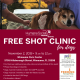 Free Shot Clinic for Dogs
