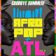 AfroPop! Atlanta, Vol.16: Afrobeats, Afrohouse, Soca + Live Drums