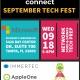 September Tech Fest