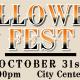 Port Orange Halloween Fest 2019
