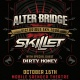 Alter Bridge & Skillet- Victorious Sky Tour