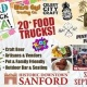 Sanford Food Truck Fiesta in Beautiful Historic Downtown Sanford